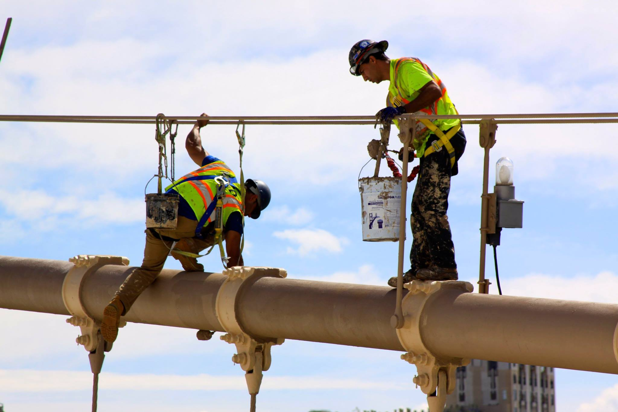 Congratulations DC 9 Bridge Painters Local 806 on ratifying a new 3-year agreement!