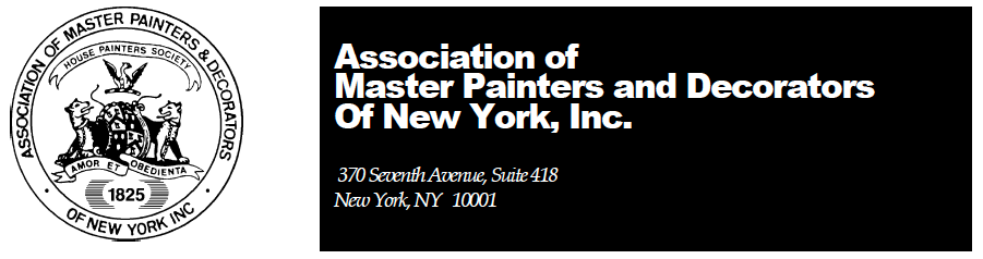 SPECIAL SCHOLARSHIP NOTICE PAINTING INDUSTRY PROMOTION FUND
